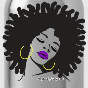 Thick & Beautiful Hair (Tank) - Water Bottle
