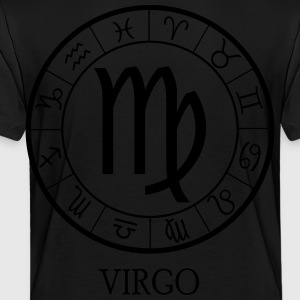 Virgo astrological zodiac sign8 Kids' Shirts - Toddler Premium T-Shirt