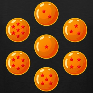(DB) Dragonballs All+ T-Shirts - Men's Premium Tank