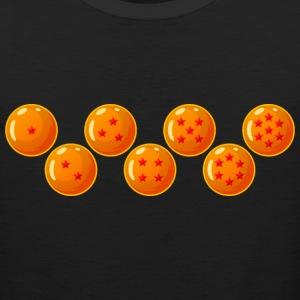 (DB) Dragonballs ZZ+ T-Shirts - Men's Premium Tank