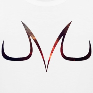(DB) Majin Red+ T-Shirts - Men's Premium Tank