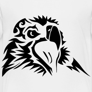 tribal eagle tattoo 11024 Kids' Shirts - Toddler Premium T-Shirt