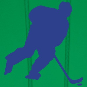 inline skating hockey figure 4 1 T-Shirts - Men's Hoodie