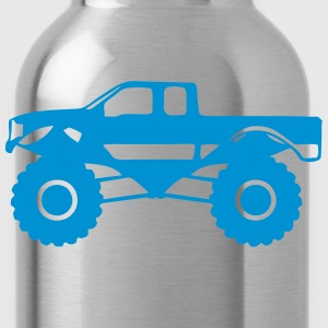 monster truck 1012 T-Shirts - Water Bottle