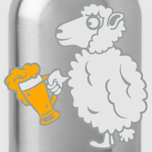 mutton sheep beer alcohol humor 1 Tanks - Water Bottle