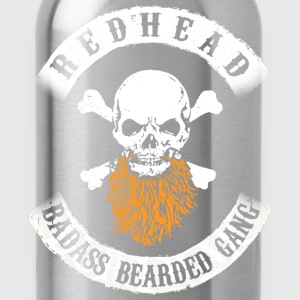 REDHEAD BEARD GANG T-Shirts - Water Bottle