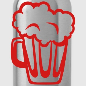 beer icon drawing 101041 T-Shirts - Water Bottle