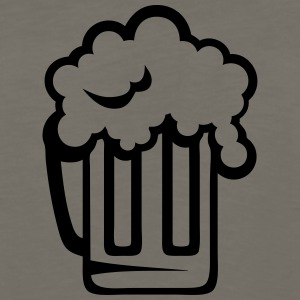 beer icon drawing 101048 T-Shirts - Men's Premium Long Sleeve T-Shirt