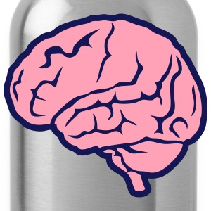 human brain 58 Kids' Shirts - Water Bottle