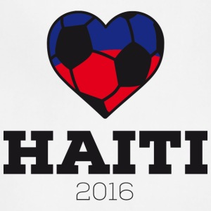 Haiti Fußball 2016 Hoodies - Adjustable Apron