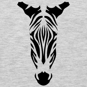 10094 wild animals zebra head Kids' Shirts - Men's Premium Long Sleeve T-Shirt