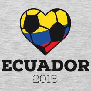 Ecuador Fußball 2016 Hoodies - Men's Premium Long Sleeve T-Shirt