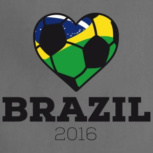 Brazil Fußball 2016 Tanks - Adjustable Apron