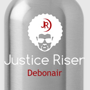 Justice Riser Afro Shirt T-Shirts - Water Bottle