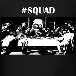 #Squad - Men's T-Shirt