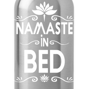 Namaste In Bed - Water Bottle