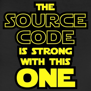 THE SOURCE CODE IS STRONG WITH THIS ONE Hoodies - Leggings
