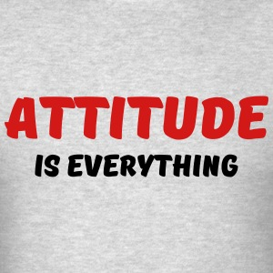 Attitude is everything Long Sleeve Shirts - Men's T-Shirt