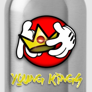 Young Kings T-Shirts - Water Bottle