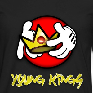 Young Kings T-Shirts - Men's Premium Long Sleeve T-Shirt