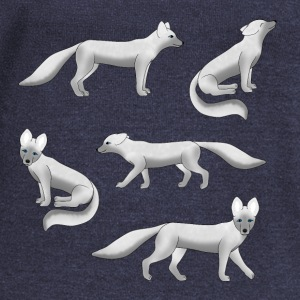 Arctic fox Hoodies - Women's Wideneck Sweatshirt