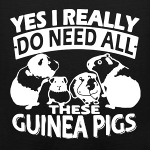 Guinea Pigs Shirt - Men's Premium Tank