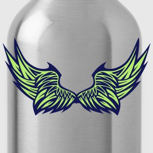 wing fly 100749 Kids' Shirts - Water Bottle