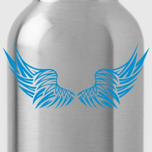 wing fly 1007b4 T-Shirts - Water Bottle