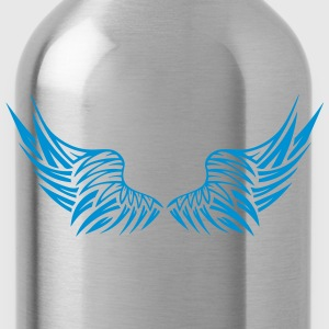 wing fly 1007b4 Kids' Shirts - Water Bottle