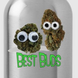 best buds T-Shirts - Water Bottle
