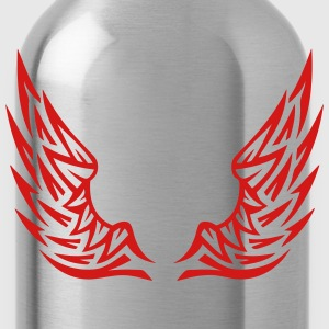 wing fly 100740 T-Shirts - Water Bottle