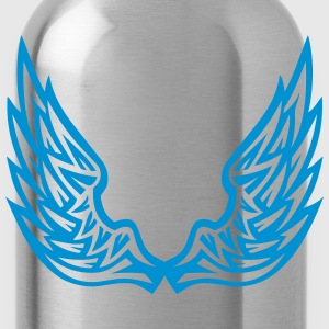 wing fly 100748 T-Shirts - Water Bottle