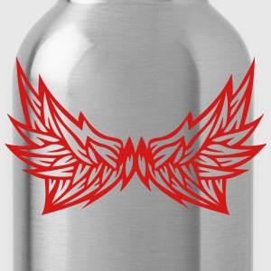 double wing 100248 T-Shirts - Water Bottle