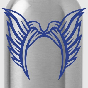 double wing 10026 T-Shirts - Water Bottle