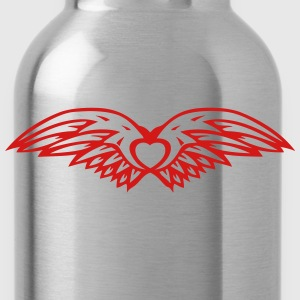 double wing 100240 T-Shirts - Water Bottle