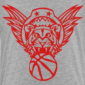 wing lion basketball sports club logo 10 Kids' Shirts - Toddler Premium T-Shirt