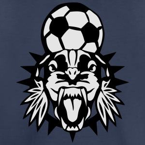 wing pitbull soccer sports club logo 2_1 Kids' Shirts - Toddler Premium T-Shirt