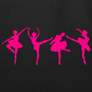 ballet dancer 160 T-Shirts - Eco-Friendly Cotton Tote