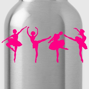 ballet dancer 160 Long Sleeve Shirts - Water Bottle