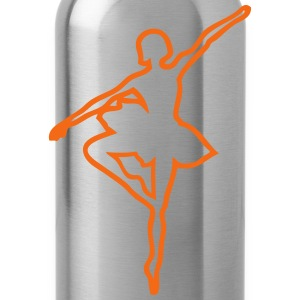 ballet dancer 167 T-Shirts - Water Bottle