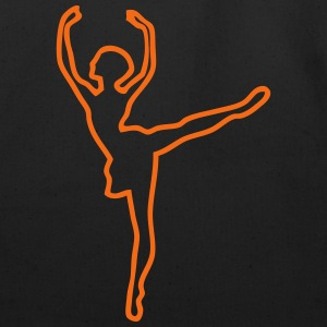 ballet dancer 167 T-Shirts - Eco-Friendly Cotton Tote
