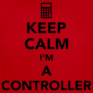 Keep calm I'm a controller Kids' Shirts - Short Sleeve Baby Bodysuit