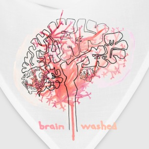Brain Washed Women's T-Shirts - Bandana