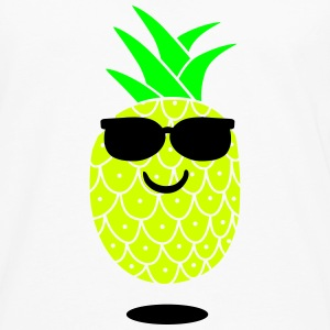 cool pineapple Women's T-Shirts - Men's Premium Long Sleeve T-Shirt