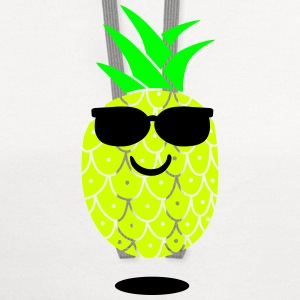 cool pineapple T-Shirts - Contrast Hoodie