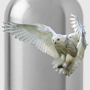 Owl Snow - Water Bottle