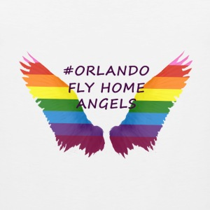 Orlando Angels Fly Home - Men's Premium Tank
