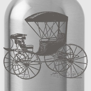 Antique transport vehicle T-Shirts - Water Bottle