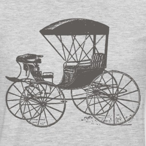 Antique transport vehicle T-Shirts - Men's Premium Long Sleeve T-Shirt