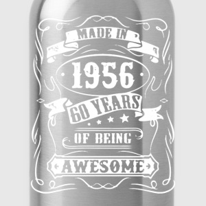 Made in 1956 Shirt - Water Bottle